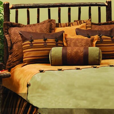 Autumn Leaf Duvet Set Size: Queen