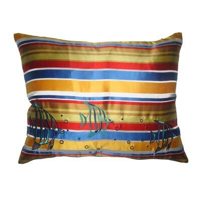 Pillow Prep Lumbar Pillow Color: Yellow
