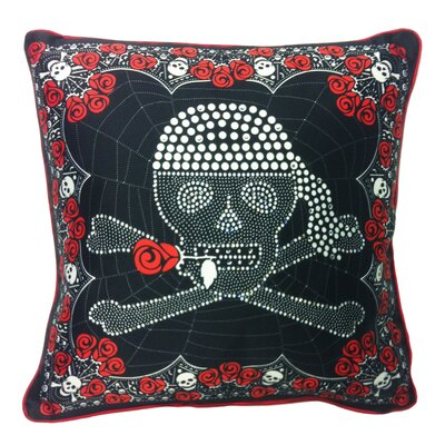 Holiday Elegance Throw Pillow