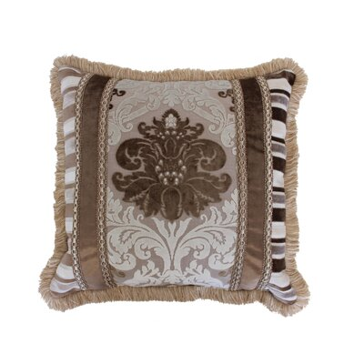 Minuet Luxury Throw Pillow