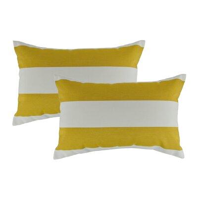 Cabana Outdoor Sunbrella Lumbar Pillow