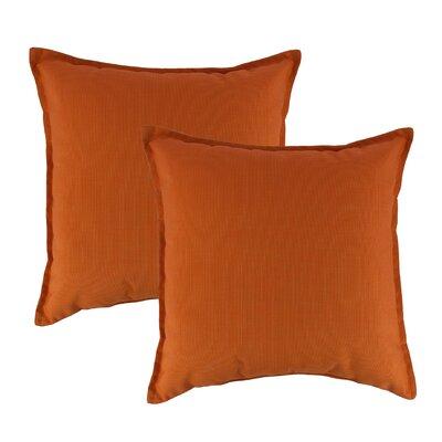 Canvas Outdoor Sunbrella Throw Pillow