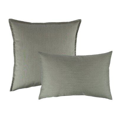 2 Piece Spectrum Combo Outdoor Sunbrella Throw Pillow Set