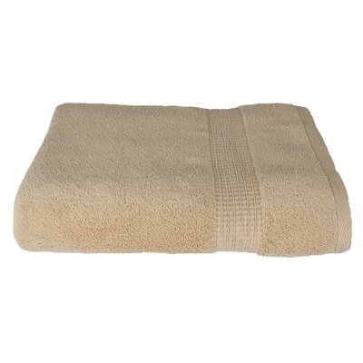 5 Piece Towel Set Color: Nugget Gold