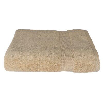 6 Piece Bath Towel Set Color: Nugget Gold