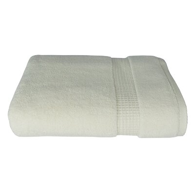 6 Piece Bath Towel Set Color: Ecru