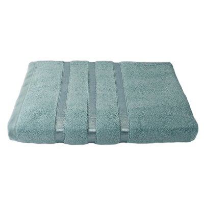 6 Piece Towel Set Color: Seafoam Blue