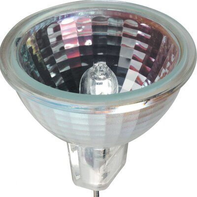 12-Volt (2900K) MR16 Halogen Light Bulb Wattage: 50