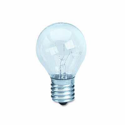 40W 120-Volt Incandescent Light Bulb