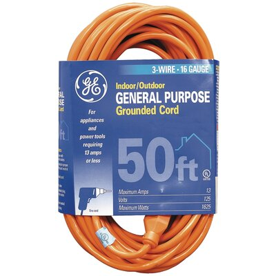 Indoor/Outdoor Extension Cord