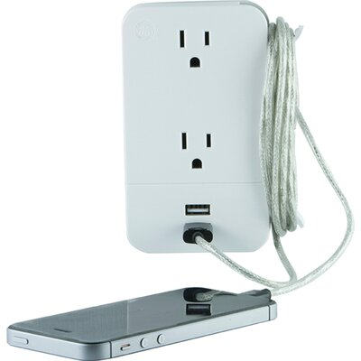 Tap Wall Mounted Outlet