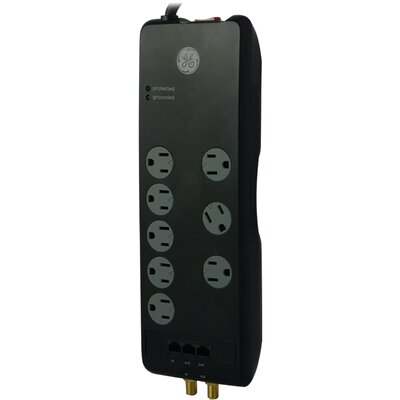 Surge Protector Wall Mounted Outlet