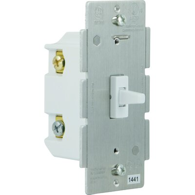 Z-Wave 3-Way Add-on Toggle Wall Mounted Light Switch