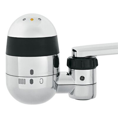 GXFM07HBL Faucet Mount Water Filtration System