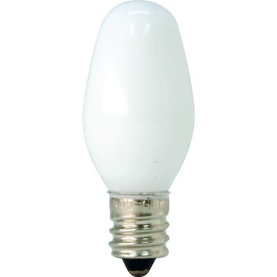 4W 120-Volt Incandescent Light Bulb