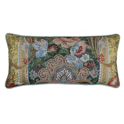 Carlisle Tapestry Cotton Lumbar Pillow