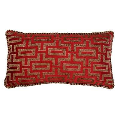 Geometric Lumbar Pillow