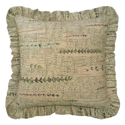 Bombay Basketweave Pillow