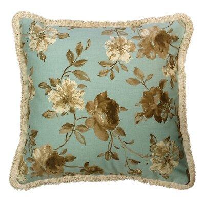 Rosemont Floral 100% Cotton Pillow