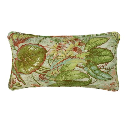 Wild Orchids Lumbar Pillow