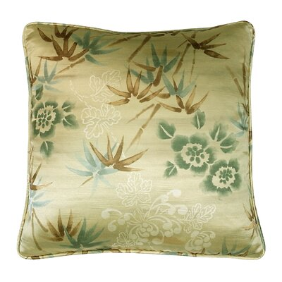 Karakum Bamboo Throw Pillow