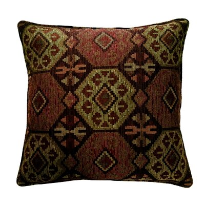 Majorca Jacquard Throw Pillow