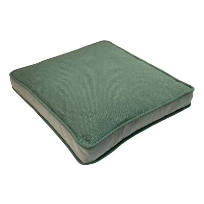 Loft Side Band Throw Pillow Color: Mineral