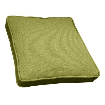 Loft Side Band Throw Pillow Color: Peridot