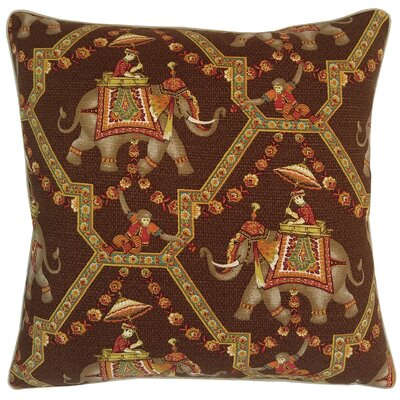 Lake Palace Throw Pillow