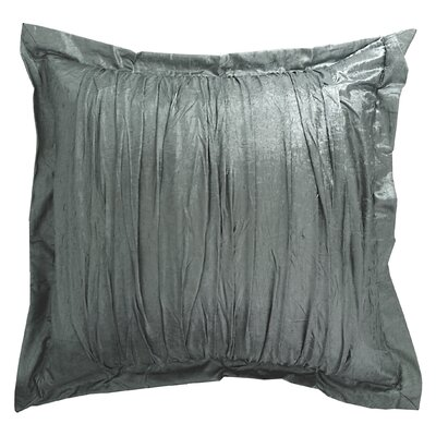 Balloon Euro Sham Color: Gray