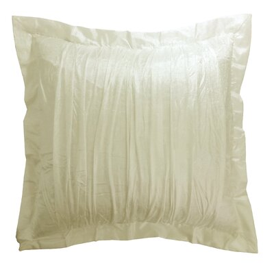 Balloon Euro Sham Color: Natural