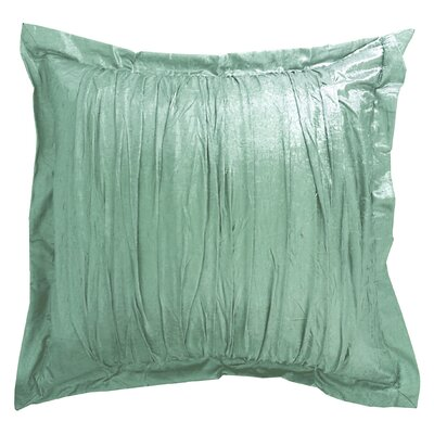 Balloon Euro Sham Color: Seafoam