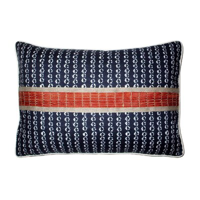 Amalfi Center Trim Lumbar Pillow