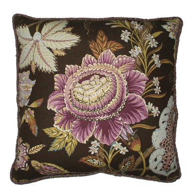 Brittany Oversized Floral Throw Pillow