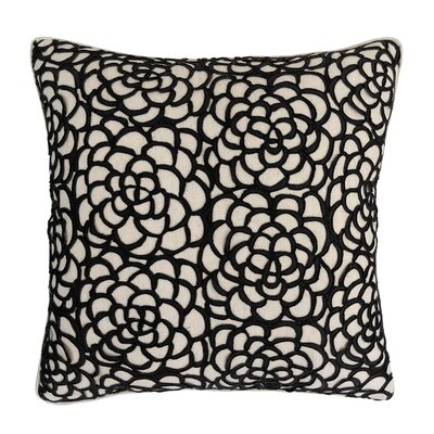 Barcelona Corded Lace Linen Throw Pillow