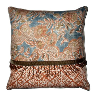 Anapolis Collage Throw Pillow