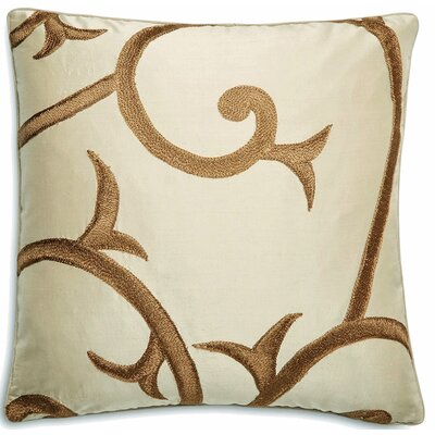 Anapolis Embroidered Throw Pillow