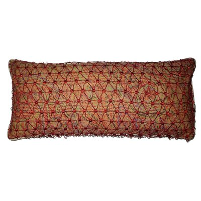 Ibiza Abstract Lumbar Pillow