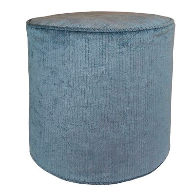Pouf Color: Slate