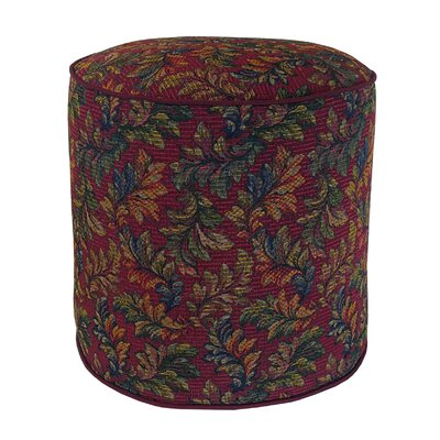 Alistar Tapestry Pouf Ottoman