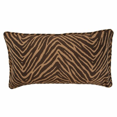 Tiger Lumbar Pillow
