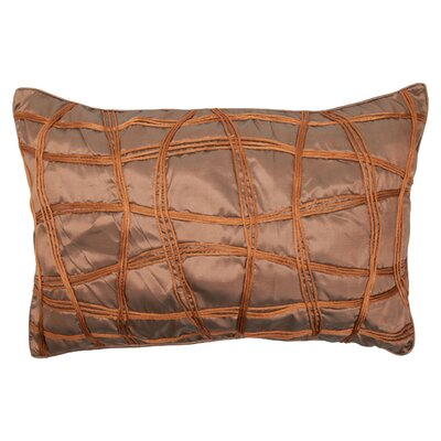 Web Cord Lumbar Pillow