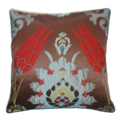 Marrakech Throw Pillow Color: Spice