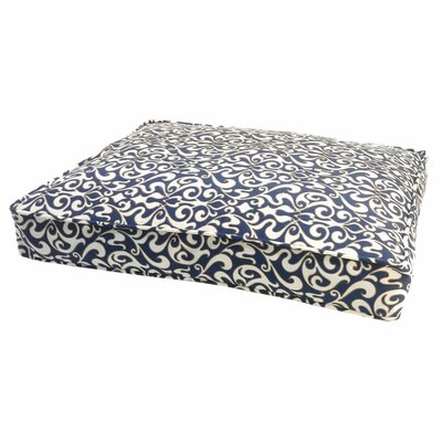 Riley Pet Pad Size: Small, Color: Cadet Blue