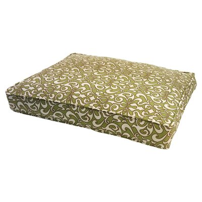 Dorado Riley Pet Pad Size: Small, Color: Kiwi