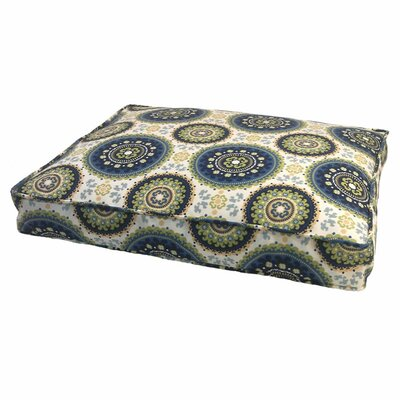 Summer Rectangular Pet Pad Size: Large