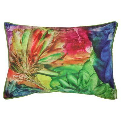 Wildflowers Outdoor Lumbar Pillow