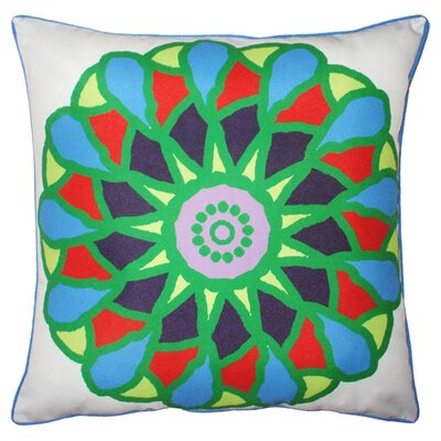 Fiesta Outdoor Throw Pillow