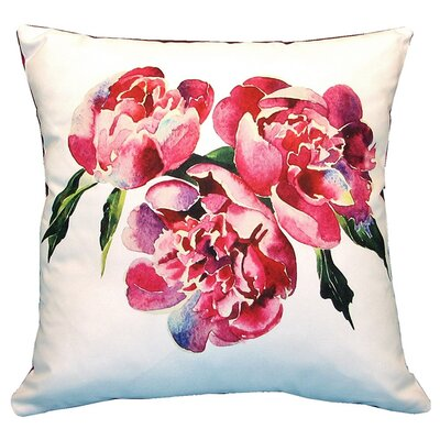 Jardin Outdoor Throw Pillow