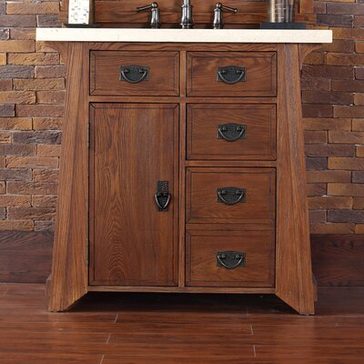 Pasadena 36 Single Bathroom Vanity Base